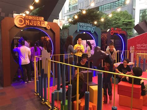 another science exhibit picture of science circus has come to town philippines philippines