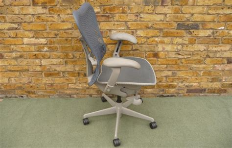 second hand used herman miller mirra executive chair