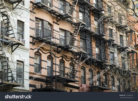 Colorful New York City Apartment by Classic Colorful Apartment Buildings In New York City