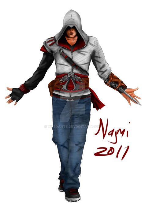 modern assassins creed costume modern assassin s creed by viledante on deviantart