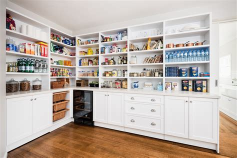S Pantry Kitchen With Butlers Pantry In Melbourne Ultimate