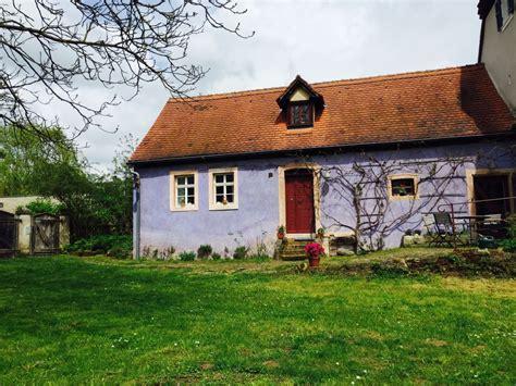 Ferienhaus Das Blaue Haus, Bamberg, Steigerwald, Bayern