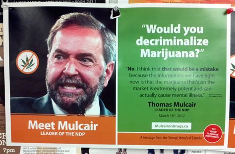 Ndp Leader Comments On Weed  Dopechef Media