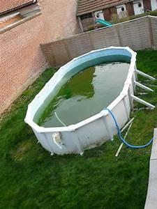 Piscine A Enterrer : piscine hors sol a enterrer ~ Zukunftsfamilie.com Idées de Décoration
