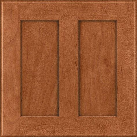 kraftmaid kitchen cabinet doors kraftmaid 15x15 in cabinet door sle in hamilton maple 6713