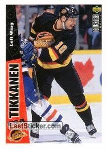 Card 273: Esa Tikkanen - Upper Deck NHL Collector's Choice ...