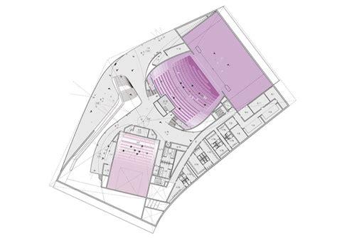 how to design a basement floor plan unstudio theater spijkenisse is construction