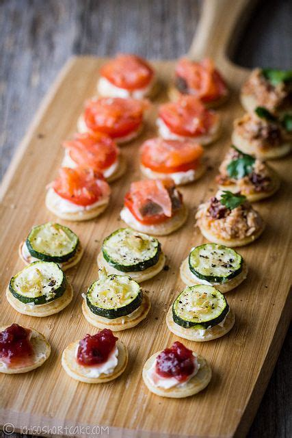 easy canapes and nibbles 55 best images about easy canape recipes on