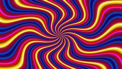 Trippy Psychedelic Swirl Colors Artistic Wallpapers 1080