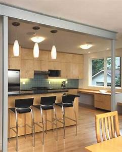 kitchen open to dining room open kitchen into living room With dining and kitchen design ideas