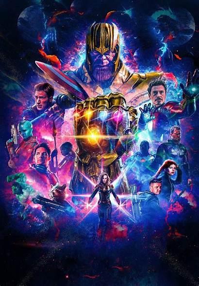 Iron Wallpapers Endgame End Avengers 4k