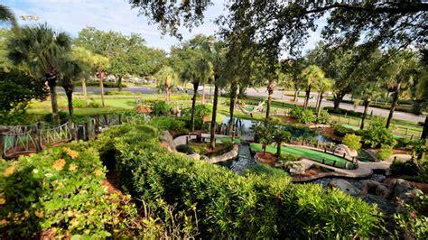 Pirate's Cove семейный гольф-парк в Орландо