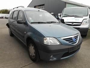Dacia Logan Mcv  Ks  1 6 16v  Sloop  Bouwjaar 2008  Kleur