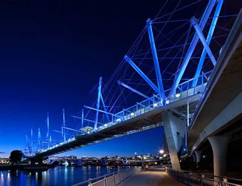 kurilpa bridge brisbane australia  architect