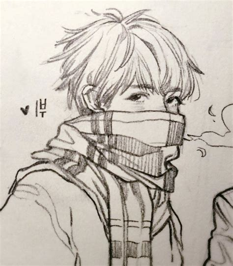 Anime Sketch Wallpaper - anime wallpaper sketches pincat on