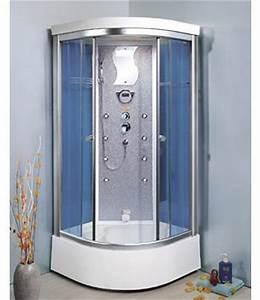 Installation D Une Cabine De Douche : comment poser une cabine de douche d 39 angle la r ponse ~ Premium-room.com Idées de Décoration