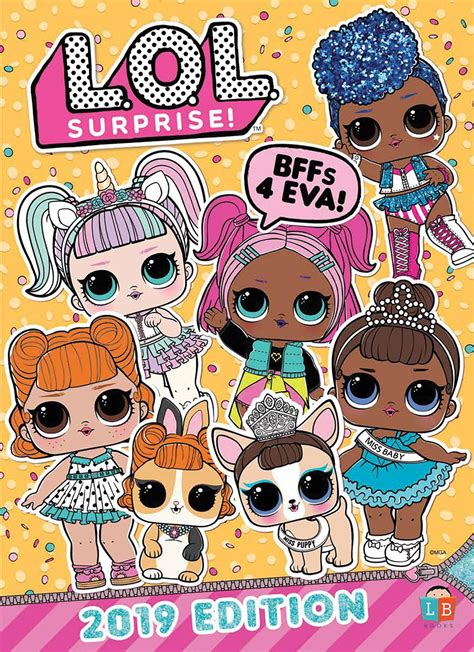 annual lol surprise dolls  calendar club uk