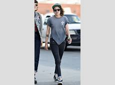 Kristen Stewart Street Style Out and about in Los