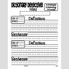 Activities, Detective And Literacy On Pinterest