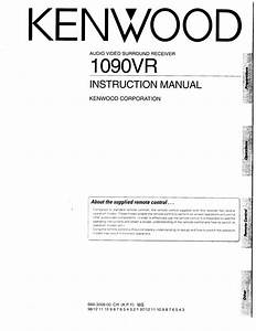 Download Free Pdf For Kenwood Klicker Remote Control Manual