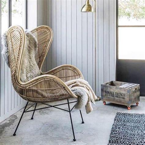rattan egg armchair hk living