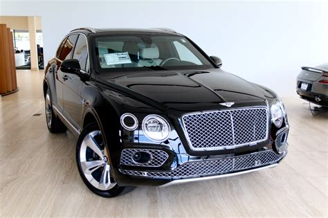 2018 Bentley Bentayga W12 Signature Stock # 8n017200 For