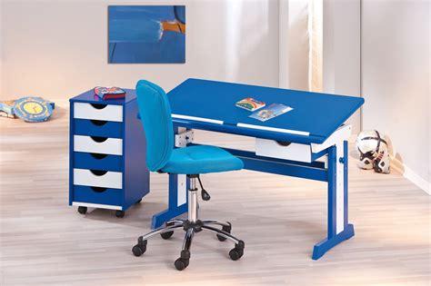 clara bureau chaise de bureau enfant bleue clara chaise de bureau