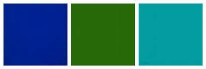 Azul Verdoso Colores Terciarios Verde Morado