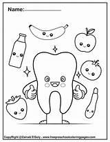 Dental Coloring Care Preschool Health Kindergarten Worksheets Printable Activities Brushing Dentist Preschoolers Mask Kawaii Sheets Printables Worksheet Freepreschoolcoloringpages Healthy Chart sketch template