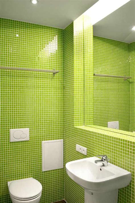 modern minimalist apartment bathroom interior design   standing bathtub amaza design