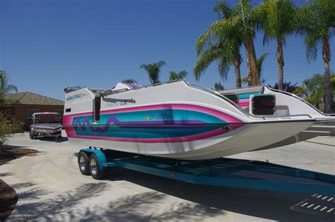 Deck Boat Advantages by Advantage Cat Lx 26 Deck Boat 1992 For Sale For