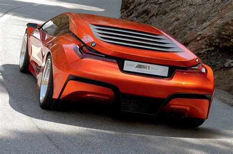 New Photos Of The Bmw M1 Hommage