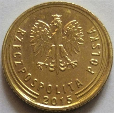 1 Grosz 2015, 2013- Issue - 1 Grosz - Poland - Coin - 37322