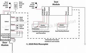 Heated Seats Don U0026 39 T Work  U2014 Chevrolet  U2014 Ricks Free Auto