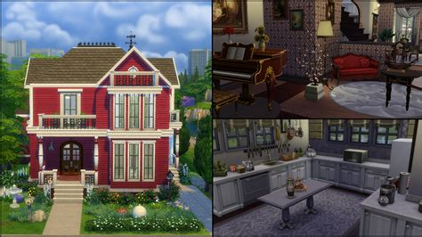 two bedroom two bathroom house plans the sims 4 gallery spotlight simsvip