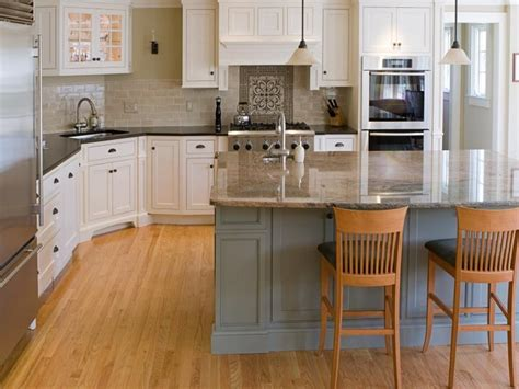 island ideas for small kitchens 51 awesome small kitchen with island designs