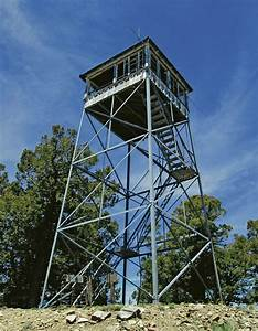 Group seeks to restore historic forest fire lookout tower ...