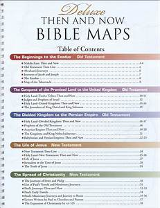Rose Bible Charts Maps And Timelines Deluxe Then And Now Bible Maps W Cd Rom Rose Publishing