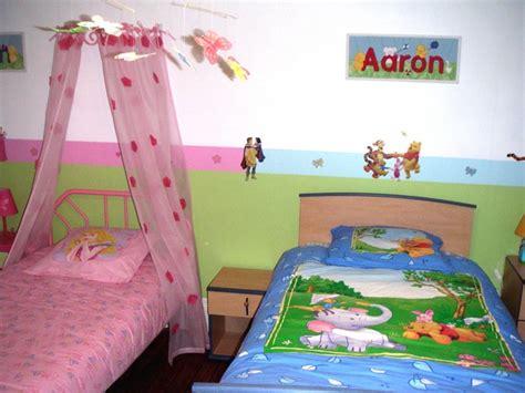 d 233 co chambre pour fille et garcon