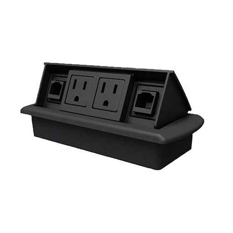 desk outlets power and data 27 best images about pop up desk outlet on