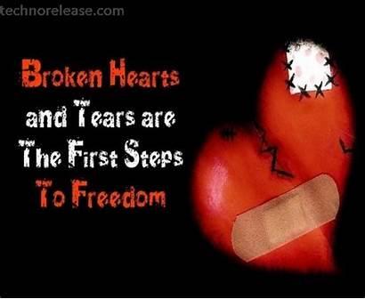 Whatsapp Broken Dp Heart Profile Letter