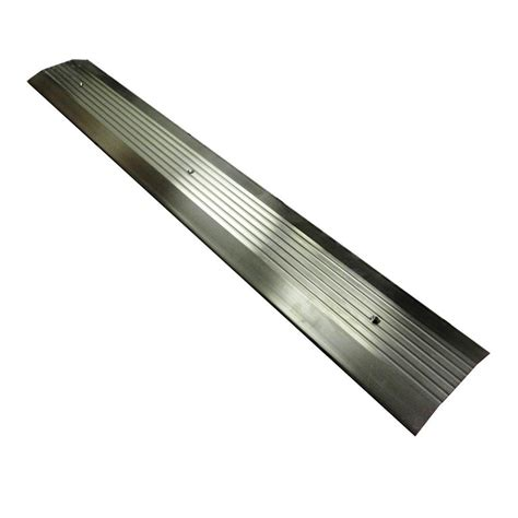 Interior Door Thresholds by King E O 2 1 2 In X 36 In Saddle Threshold For