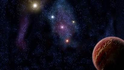Solar System Space Planets Animated Desktop Earth
