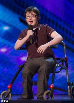 heard     disabled britains  talent star