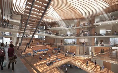 Gallery of Winning Design Revealed for New College of