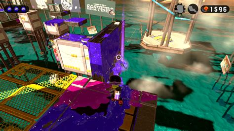 Stage 24 - Transfer Junction - Splatoon 2 Wiki Guide - IGN