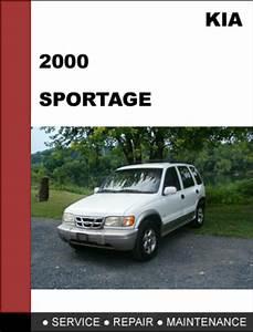 Kia Sportage 2000 Oem Service Repair Manual Download