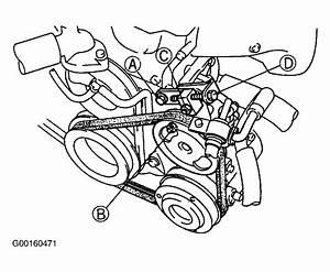 Service Manual  Serpentine Belt Change On A 1996 Mazda