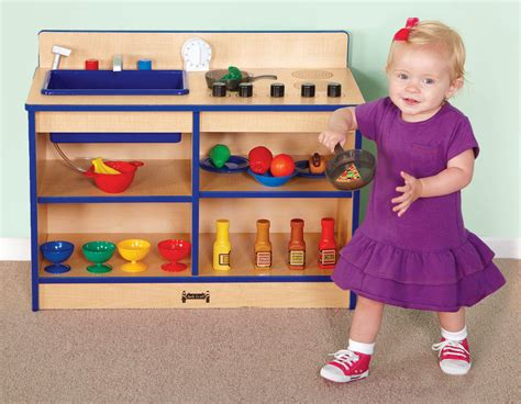 Toddler One Piece Kitchen Set Play With A Purpose