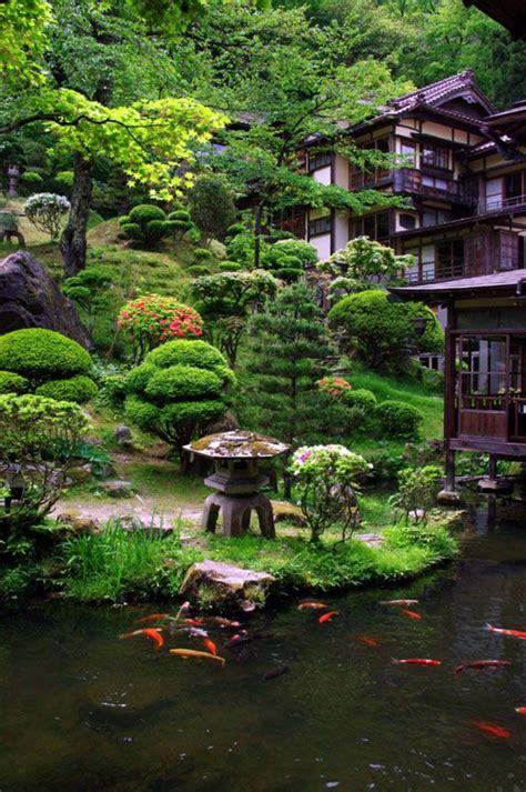 Japanischer Garten Mit Teich by Japanischer Garten Inspiration F 252 R Eine Harmonische